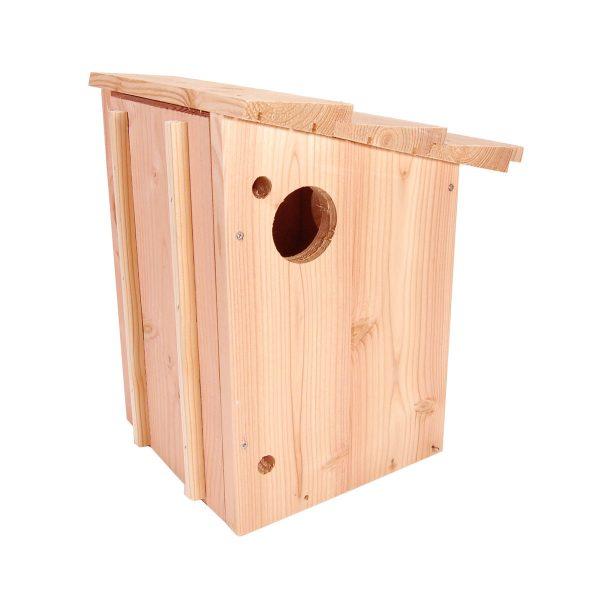 Egernredekasse med 2 indgangshuller