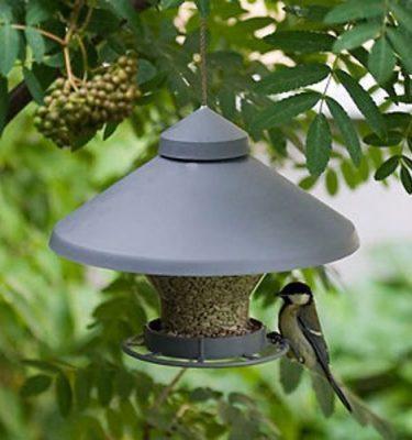 Ekstra Foderautomater til fugle → Få mere fuglesang i haven BQ72
