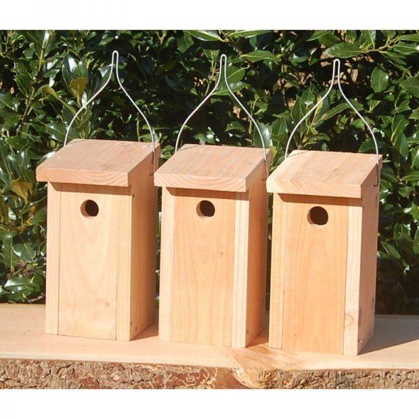 Fuglekasser til alle fugle