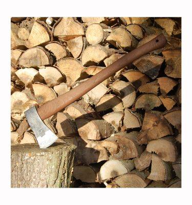 Skovøkse til træfældning