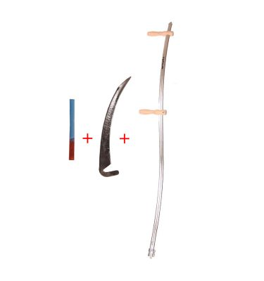 Le-drag Le-blad 60 cm Le-stryger