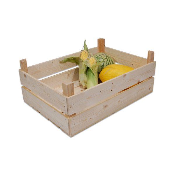 Opbevaringskasse til æbler og frugter
