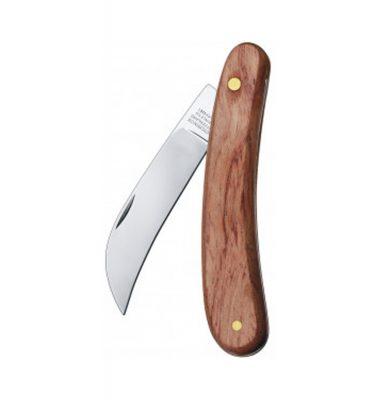 Felco podekniv med træskæfte