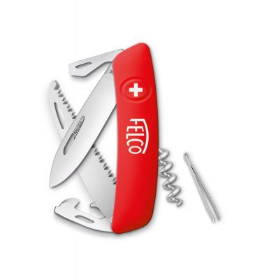 Felco 505 foldekniv med sav og proptrækker